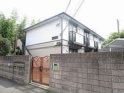 埼玉県入間市大字仏子の賃貸アパートの外観