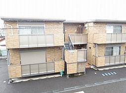静岡県沼津市富士見町の賃貸アパートの外観