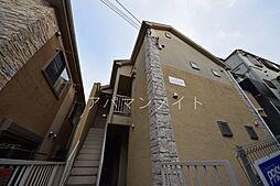 ウインズ上永谷B棟[1階]の外観