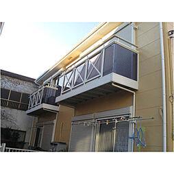 サニーハイツ湘南[102号室]の外観