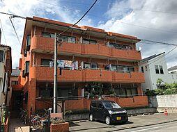 埼玉県蕨市塚越5丁目の賃貸マンションの外観