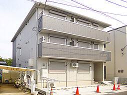 レジデンスYAEZAKI[103号室]の外観