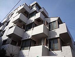 東京都武蔵野市中町1丁目の賃貸マンションの外観