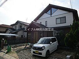 [一戸建] 岡山県岡山市中区海吉 の賃貸【/】の外観