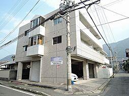 福岡県北九州市小倉北区足立3丁目の賃貸マンションの外観