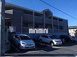 愛知県名古屋市緑区松が根台の賃貸アパートの外観