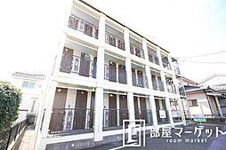 愛知県豊田市山之手2丁目の賃貸マンションの外観