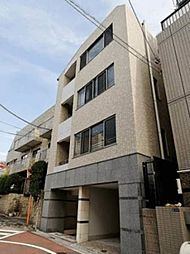 東京都品川区北品川6丁目の賃貸マンションの外観