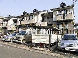 京都府京都市北区西賀茂北川上町の賃貸アパートの外観