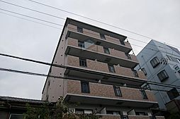 大阪府東大阪市高井田本通1丁目の賃貸マンションの外観