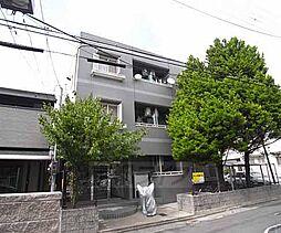 京都府京都市伏見区桃山町鍋島の賃貸マンションの外観