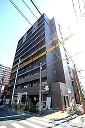東京都品川区東中延1丁目の賃貸マンションの外観