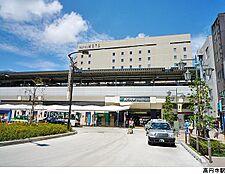 高円寺駅(現地まで880m)