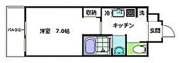 大阪府大阪市東淀川区東淡路5丁目の賃貸マンションの間取り