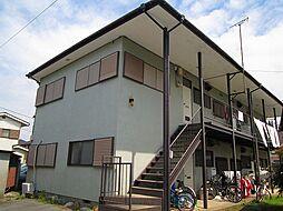 コーポ古沢II[201号室号室]の外観