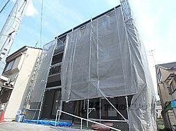 京阪本線 伏見稲荷駅 徒歩2分の賃貸アパート