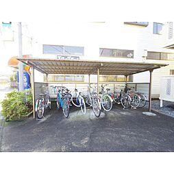 静岡県静岡市駿河区谷田の賃貸アパートの外観
