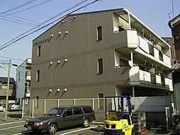 愛知県名古屋市中川区牛立町4丁目の賃貸マンションの外観