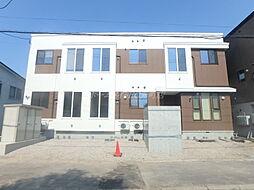 エスパニア札幌IV[2階]の外観