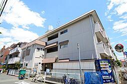 武庫之荘三興マンション[106号室]の外観
