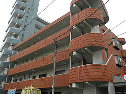 キャニオン朝倉[4階]の外観