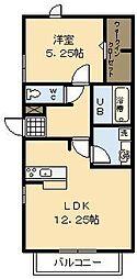 (新築)D-room 吉村[102号室]の間取り