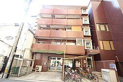 飯田コーポラス[4階]の外観