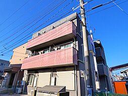 クラージェ津田沼[2階]の外観
