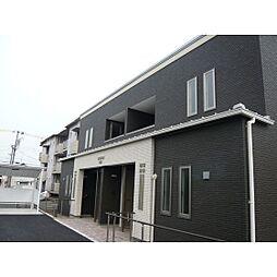 静岡県浜松市南区渡瀬町の賃貸アパートの外観