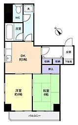 八千代TKビルII[3階]の間取り