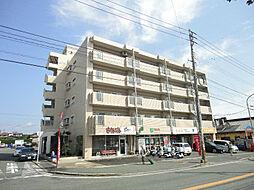 福岡県北九州市若松区高須東4丁目の賃貸アパートの外観
