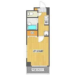 Emi-nence[2階]の間取り
