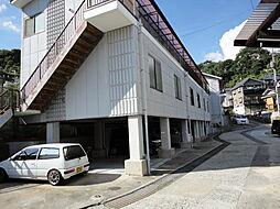 広島県呉市江原町の賃貸アパートの外観