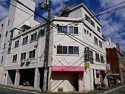 坂元町マンション[201号室]の外観