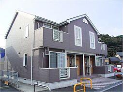 福岡県北九州市小倉南区高野3の賃貸アパートの外観
