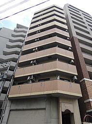 アマノール本田[4階]の外観