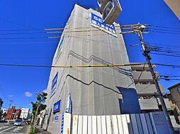 東京都足立区関原1丁目の賃貸マンションの外観