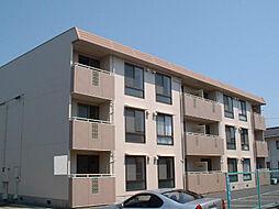 滋賀県草津市平井1丁目の賃貸マンションの外観
