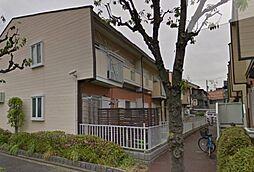 大阪府大阪市平野区長吉長原西2丁目の賃貸アパートの外観