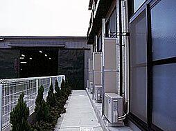 レオパレスヨロズヤF[2階]の外観