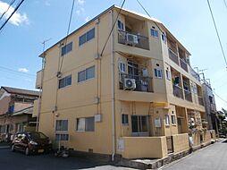 松美マンション[3階]の外観