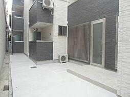 Fメゾン安立[1階]の外観