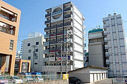 奈良県奈良市大宮町6の賃貸マンションの外観
