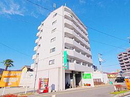 広島県安芸郡海田町幸町の賃貸マンションの外観