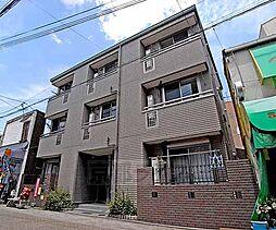京都府京都市上京区天神道一条下る大東町の賃貸マンションの外観