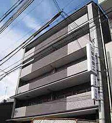 京都府京都市中京区西堂町の賃貸マンションの外観