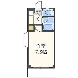 SOLEIL TOKI 2[2階]の間取り