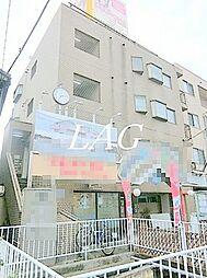 埼玉県川口市芝中田1丁目の賃貸マンションの外観