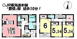 豊橋駅 3,850万円