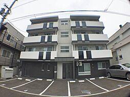 北海道札幌市豊平区福住一条1の賃貸マンションの外観